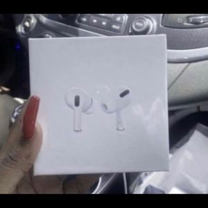 Air pod pros brand new in plastic